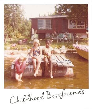 Childhood best friends