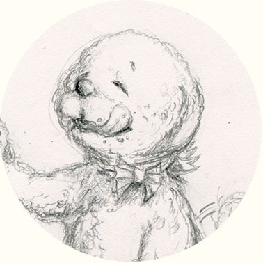 Illustration of Fifi