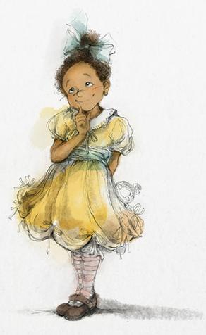 Illustration of Sela Blue