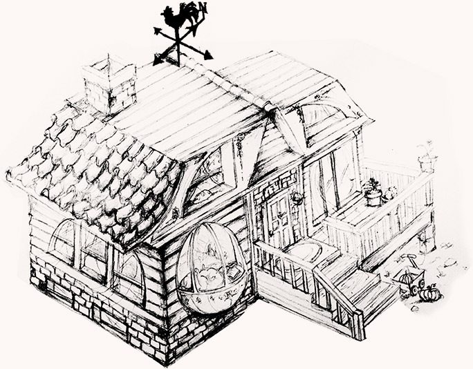 Illustration of 174 Wagner Street